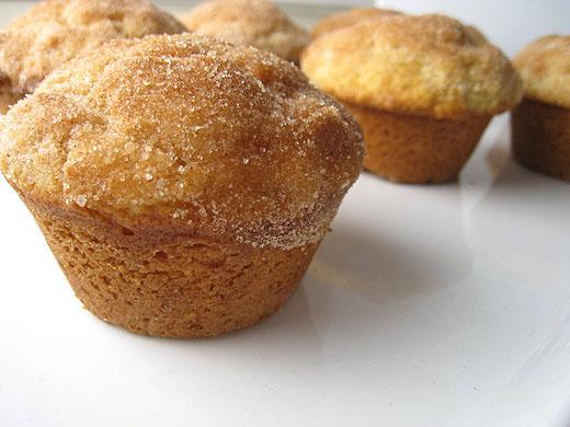 Lottie + Doof » Doughnut Muffins