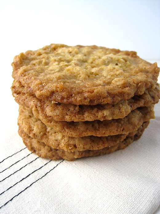 Thinnest Oatmeal Cookies Recipes — Dishmaps