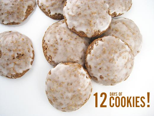 Lottie Doof 12 Days Of Cookies 6 Lebkuchen