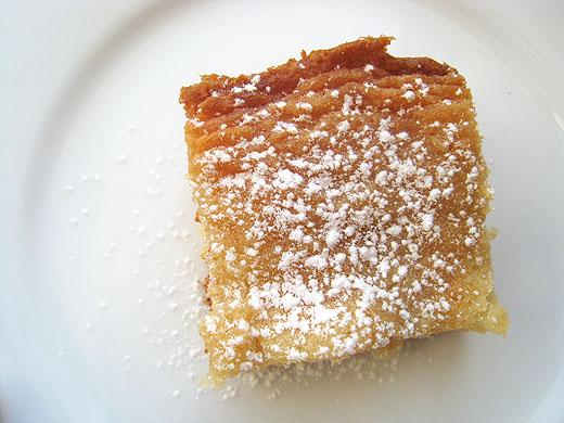Lottie + Doof » Gooey Butter Cake + Miscellaneous