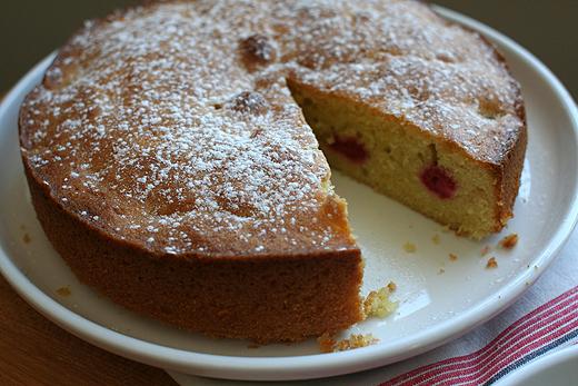 Lottie + Doof » Floriole's Lemon Olive Oil Cake