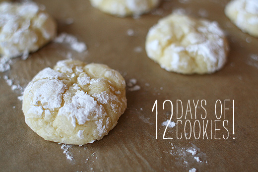 Day 5 Mathew Rice Gooey Butter Cookies