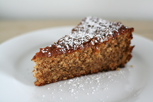 Lottie + Doof » Orange-Walnut Cake