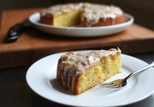 Lottie + Doof » Almond Olive Oil Cake