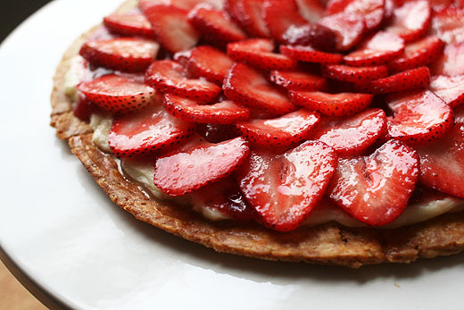 Strawberry Mascarpone Tart (adapted from Frank Stitt's Southern ...