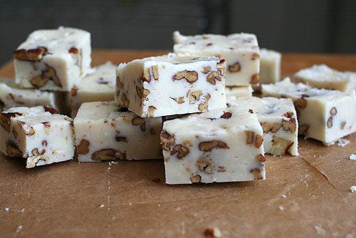 Buttermilk Pecan Fudge